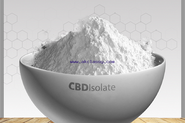 High Purity CBD Isolate 99%