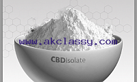 High Purity CBD Isolate 99%