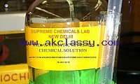 We also sale chemicals like SSD automatic solution form cleaning