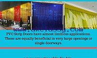 PVC Strip Curtains In Aurangabad