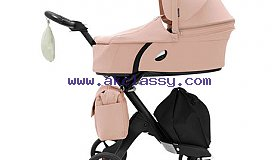 NEW Stokke ® Xplory® Balance Limited Edition Soothing Pink