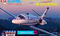 Select Smart Air Ambulance Service in Mumbai at Nominal Cost by Medivic
