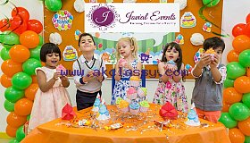childrens birthday party planner in Dubai