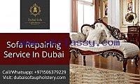 Sofa Repairing Services in Dubai | Dubai Sofa Upholstery