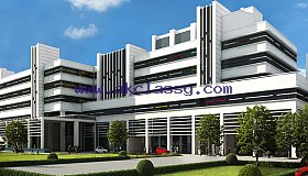 Modular Hospitals Design, Buildings & Construction in UAE - KEF Holdings