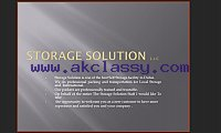 Storage Solution Cargo Packaging LLC