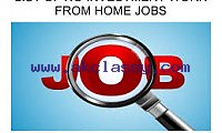 Govt Registered Company - online jobs