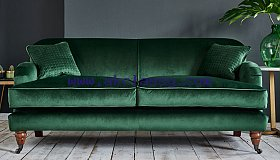 Fabric sofa - Fabric sofa UK - Velvet Sofa