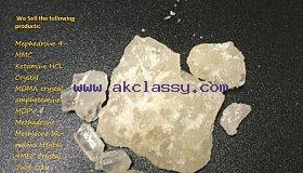 Buy quality Mephedrone 4-MMC Ketamine HCL Crystal MDMA crystal