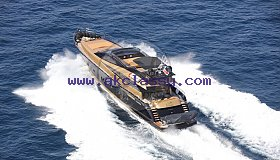 Luxury yacht rent in South of France
