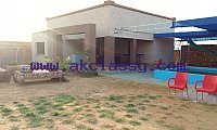 FARM HOUSES PLOTS Land on installments near DHA City Phase-9 Super Highway Karachi