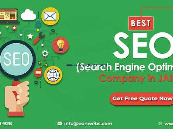 SEO Company in Jaipur, Seo Services Jaipur - Eonwebs