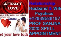 PROF SANJNA TRADITIONAL PRAYER CALL /WHATSSAP +27838588197.
