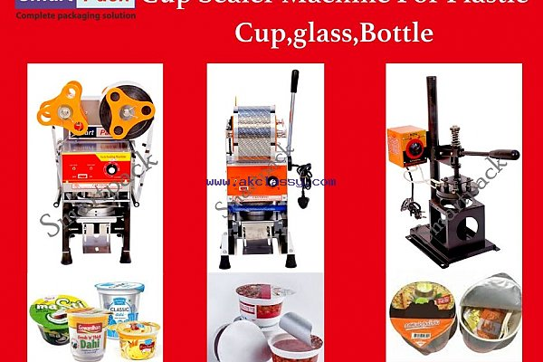 Plastic Cup Sealer Machine in Nashik