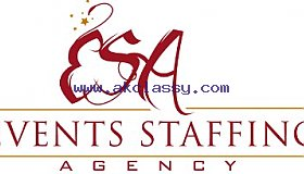 Bar staffing agency