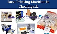 Box and Pouch Batch MRP and Date Printing Machine in Chandigarh
