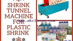 Shrink Tunnel Machine for shrink in Nashik