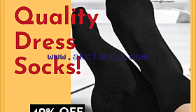 Buy Diabetic Dress Socks at 40% Discount