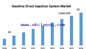 Gasoline Direct Injection System Market