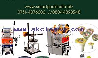 Cup Sealer Machine in indore