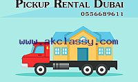 Pickup rental Dubai | Pickup for rent in Dubai 055 668 9611
