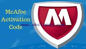 Enter your code - Activate McAfee Product
