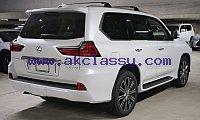 New 2020 Lexus LX 570 4WD