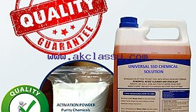 SSD CHEMICAL and ACTIVATION POWDER available! WhatsApp or Call:+919582553320