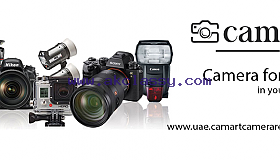 Camera Equipments on Rent by CamArt Camera Rental