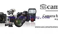 Camera Equipments on Rent by CamArt Camera Rental