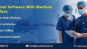 Get Free Demo +91-8506080373 Hospital Software