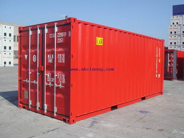 BUY NEW AND FAIRLY USED DRY SHIPPING CONTAINERS 20FT 40FT 45FT HIGH CUBE