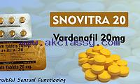 Buy Vardenafil 20 mg Online