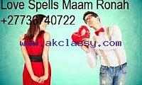 Binding Love Lost Love Spells Caster +27736740722