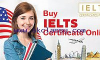 Buy IELTS certificate without exam...