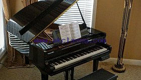 BABY GRAND PIANO FOR SALE.