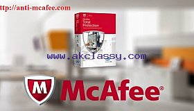 How to effect mcafee Free Antivirus Error