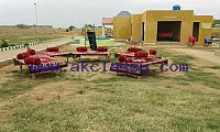 Farm Houses Plots Land on installments near DHA City Ph-9 Karachi