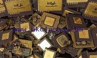 Intel 486 & 386 Cpu/Computer Motherboard /Ceramic CPU and Rams