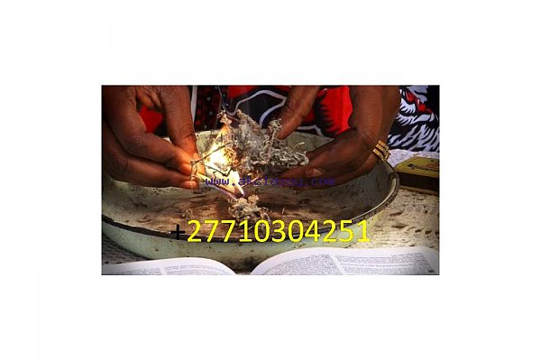 POWERFUL SPELL CASTER, TRADITIONAL HERBALIST HEALER +27710304251