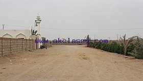 Farm Houses Plots Land on installments near ASF & Naval Anchorage Karachi