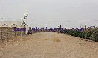 Farm Houses Plots Land on installments near ASF & Naval Anchorage Karachi