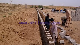 Farm Houses Plots Land on installments on main Super Highway