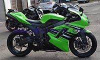 2010 Kawasaki  ZX6R Ninja