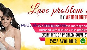Best Love Problem Solution Specialist +91-9815389812