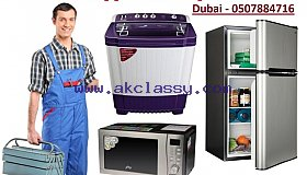 Fridge and Washing Machine Repairing in Dubai