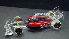 Swarovski Crystal 3D F1 Car