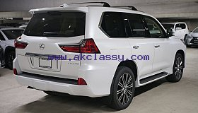 New 2020 Lexus LX 570 4WD suv V8 Engine