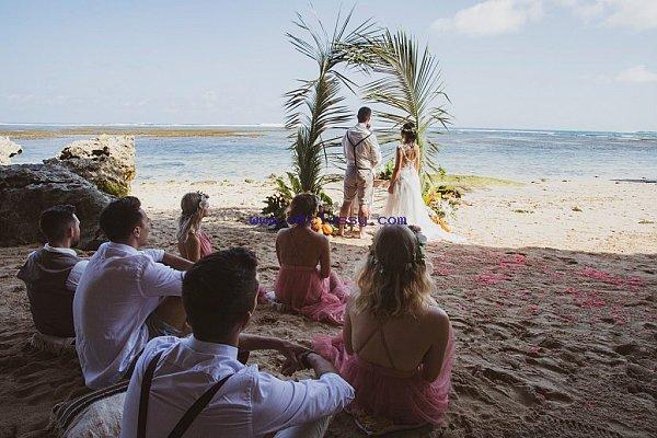 Hochzeit auf Bali