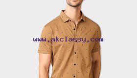Get Funky Men Shirt Online India at Beyoung